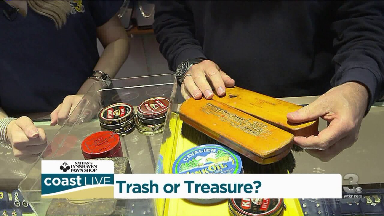 A signed photo and hidden gold get the Trash or Treasure treatment on CoastLive