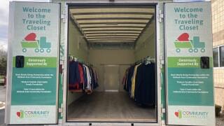 Traveling Closet