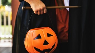 How to keep safe while trick-or-treating