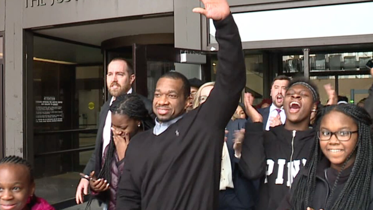Euclid man facing life will be freed from prison