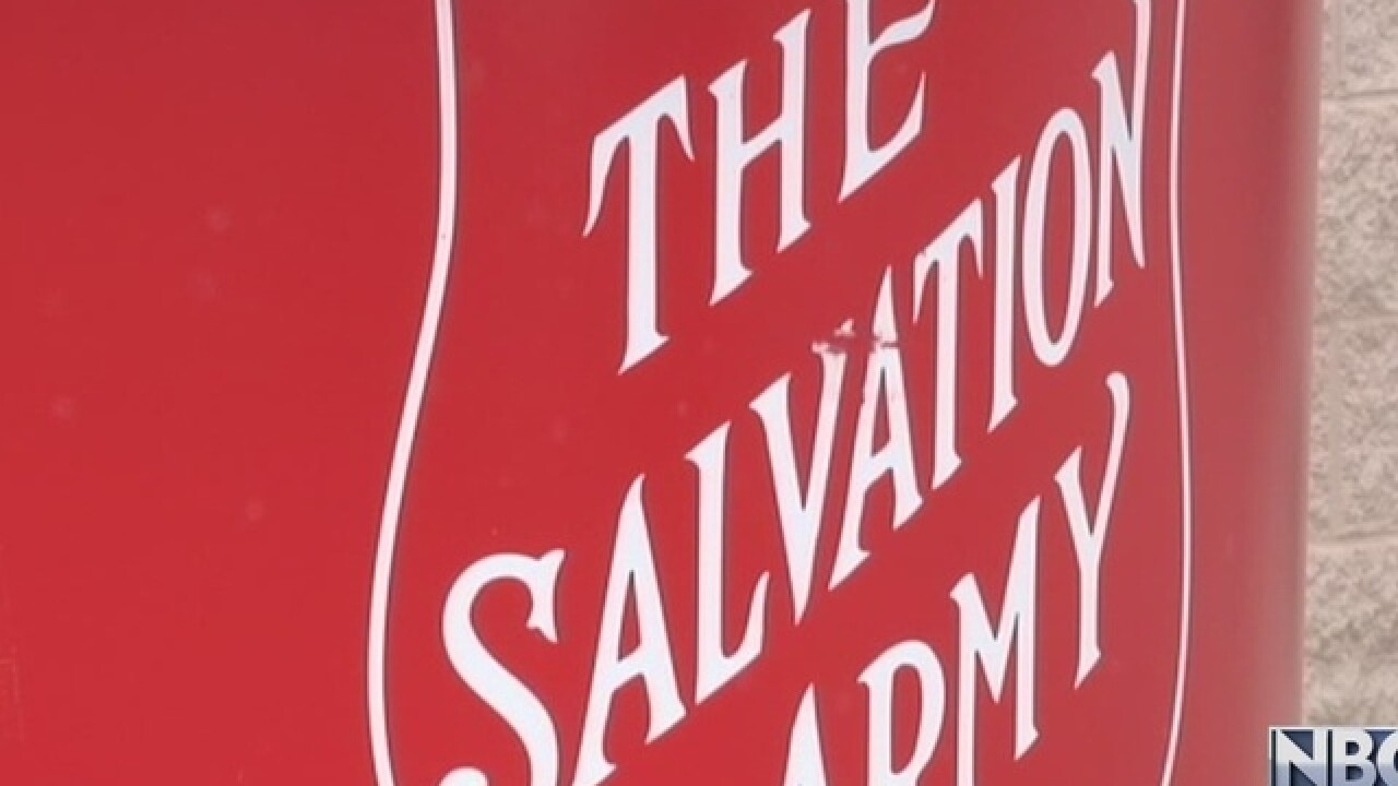 Salvation Army begin sign-ups for Christmas assistance