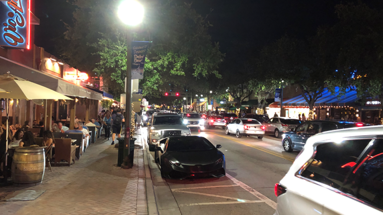 Delray Beach To Crackdown On Overcrowded Restaurants And Bars