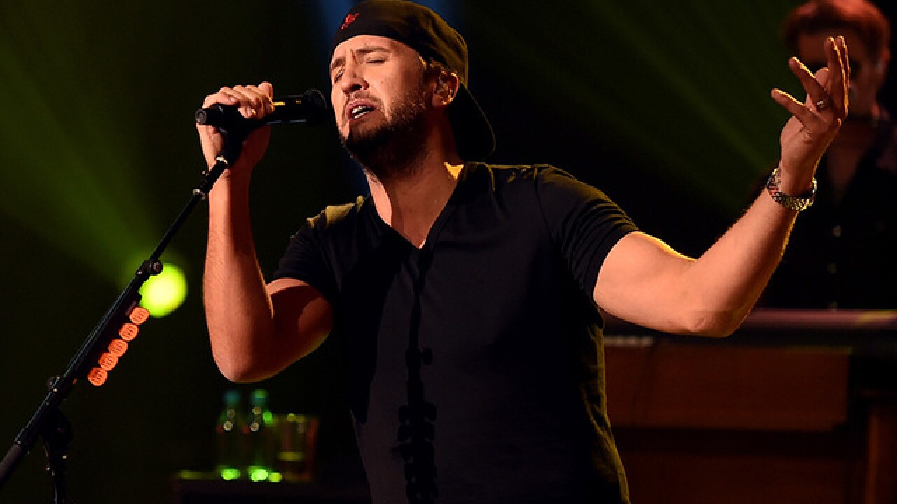 Luke Bryan is coming to Denver later this summer