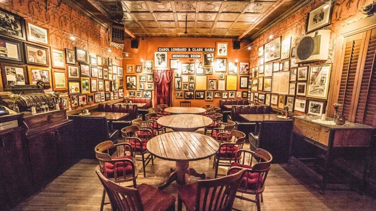 Pioneer Saloon offers unique visitor experiences