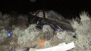 North Ogden man killed in rollover crash on SR-40
