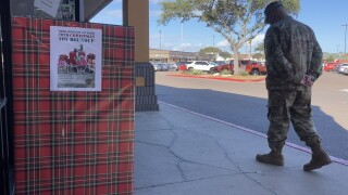 Texas State Guard hopes to provide holiday cheer to children at Driscoll Children's Hospital
