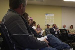 Special COVID Quarantine meeting held in Madison County