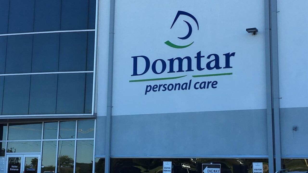 Domtar Personal Care facility in Waco to close