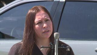 Sandy Martinez, suing Lantana for excessive parking fines