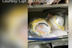 Lewis and Clark County Sheriff's Office receives donations of PPE