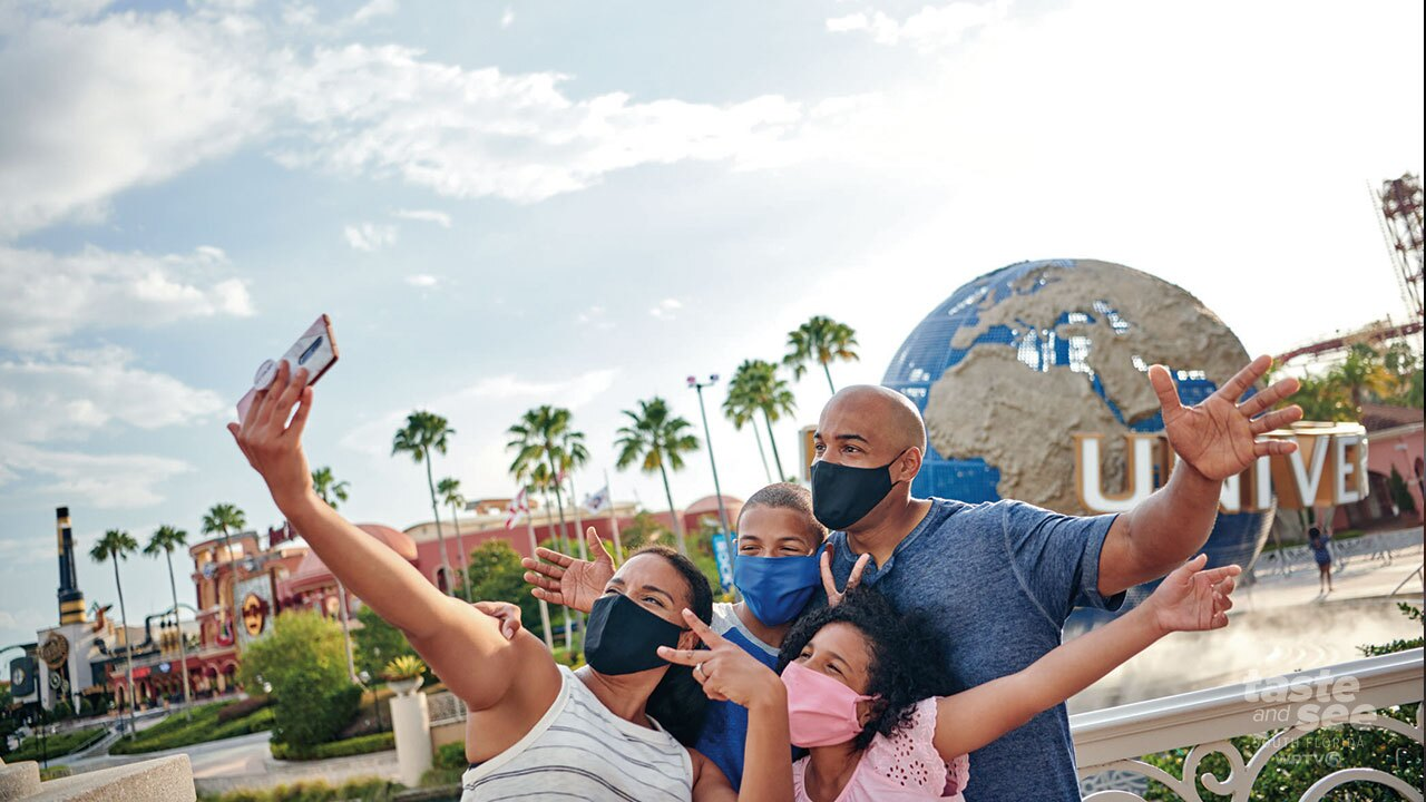 Universal Orlando Resort welcomes 2021 with a selection of special offers that invite guests to plan the ultimate getaway to the award-winning theme park destination this year.