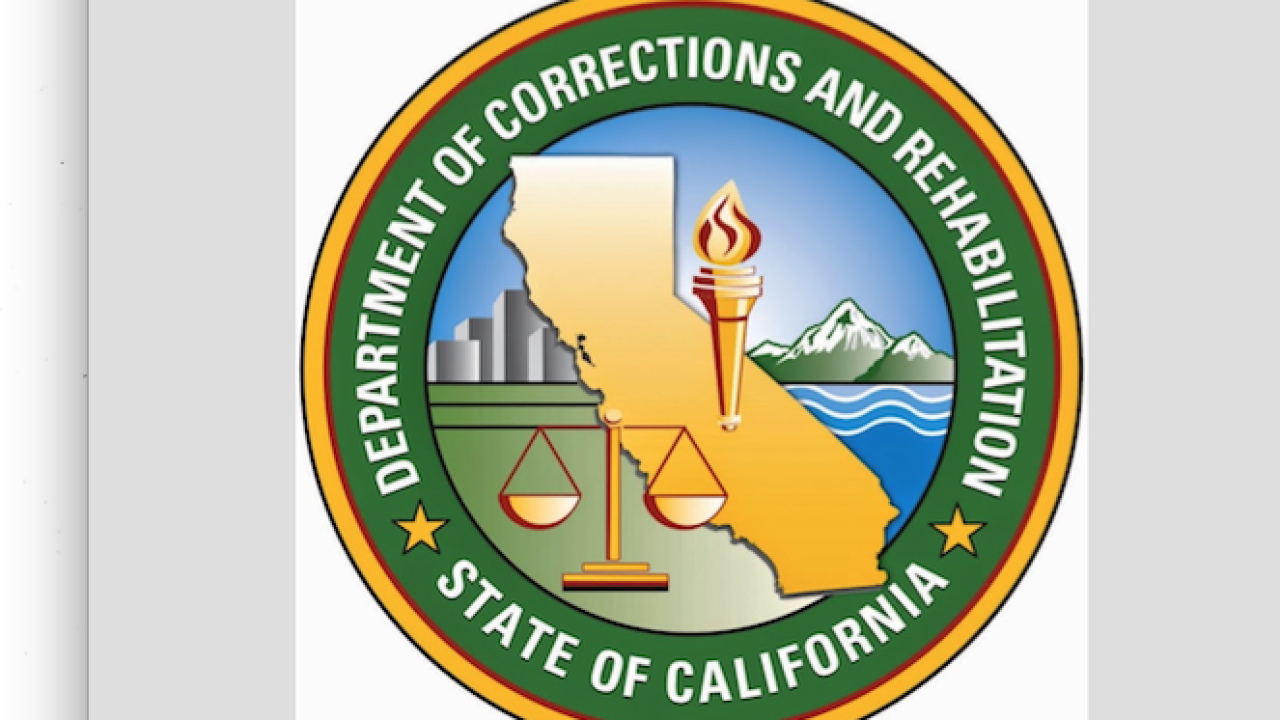 CDCR scheduled to release 100 to 120 inmates at the