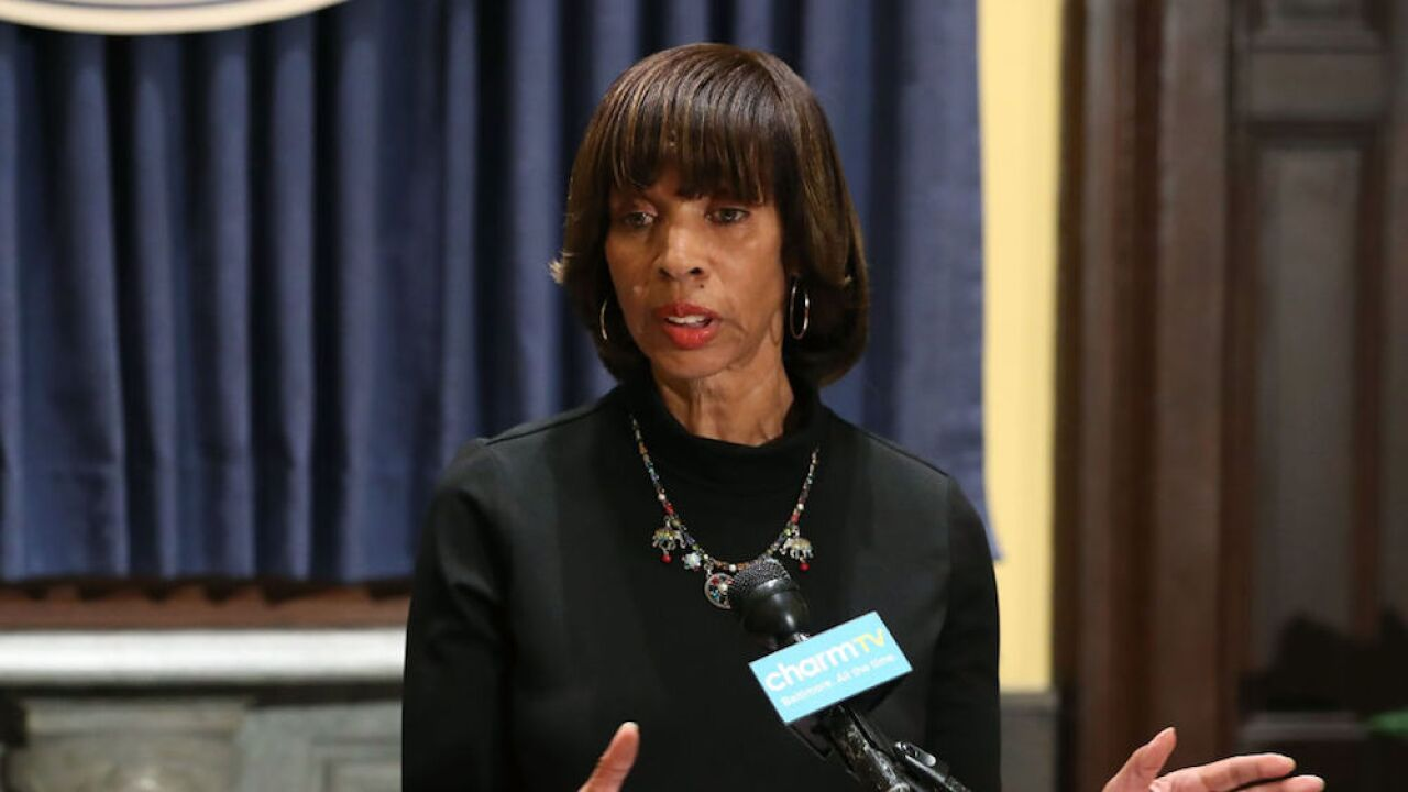 FBI conducting search warrant on home of Baltimore mayor Catherine Pugh