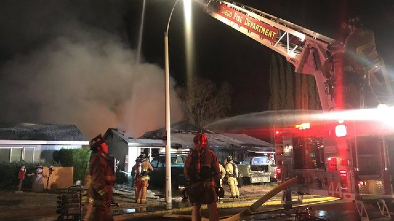 One dead after Mira Mesa house fire