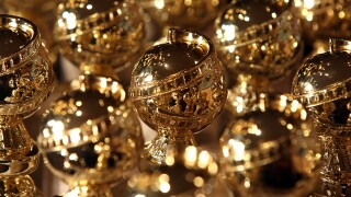 88DO NOT USE**Unveiling Of The New 2009 Golden Globe Statuettes