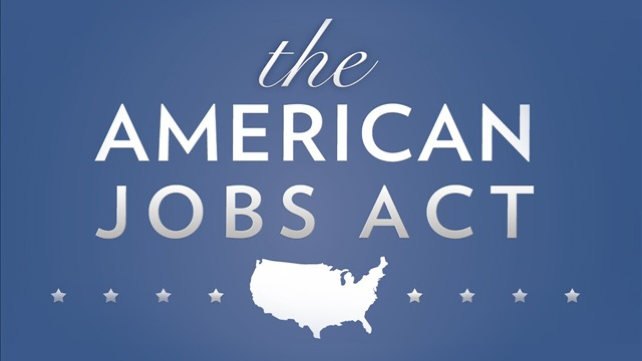 President Obama signs off on JOBS Act