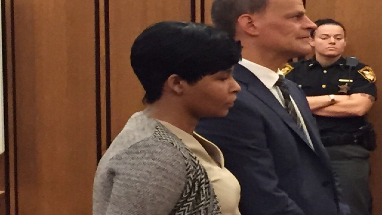 Woman sentenced after girl with autism attacked