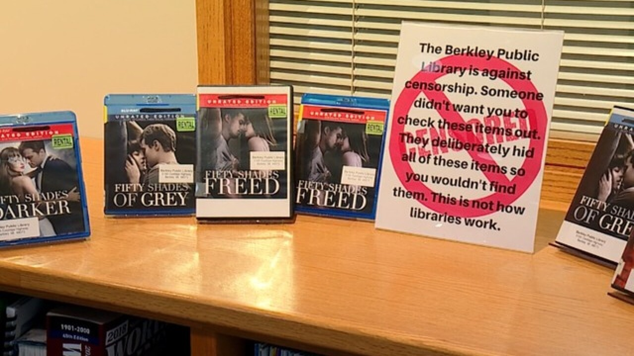 VOTE NOW: Should public libraries refrain from carrying sexually