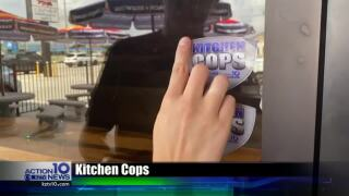 Stingers Coffee Shop received this week's only perfect score from Kitchen Cops