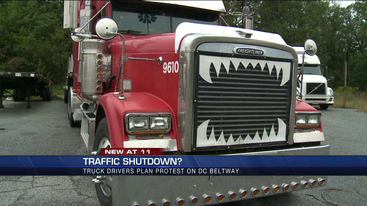 Truckers gearing up for 'Ride for the Constitution'