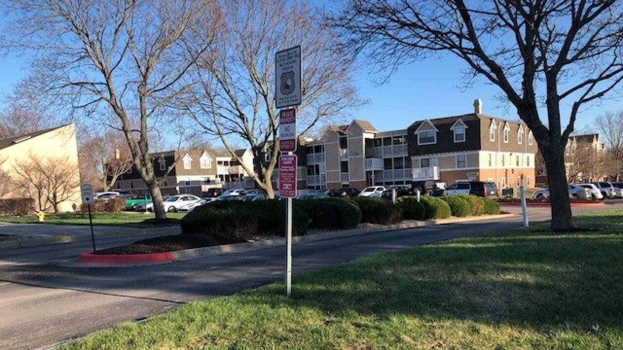Wingfield apartments Olathe shots fired 2.jpg