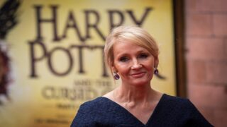 J.K. Rowling is releasing 4 new 'Harry Potter' stories