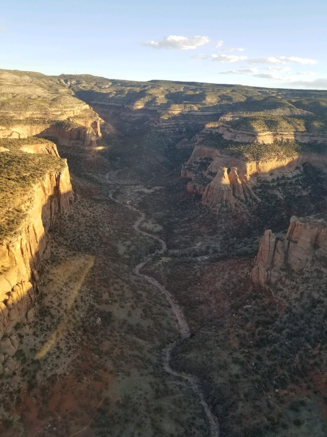 Mee Canyon in Mesa County