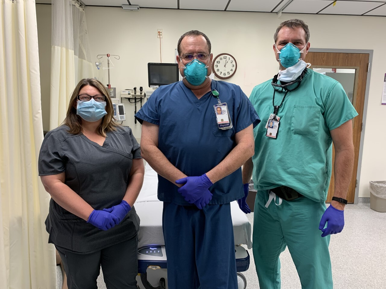 VA Emergency Department Staff