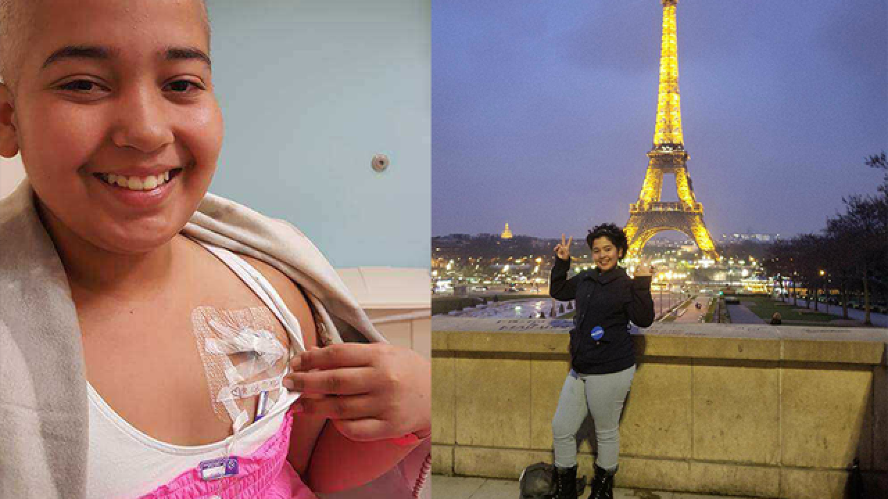 Florida teens wish to go to Paris made reality thanks to Make-A-Wish