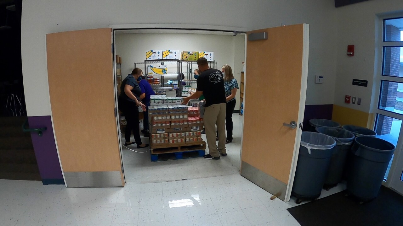 New Port Richey Food Pantry