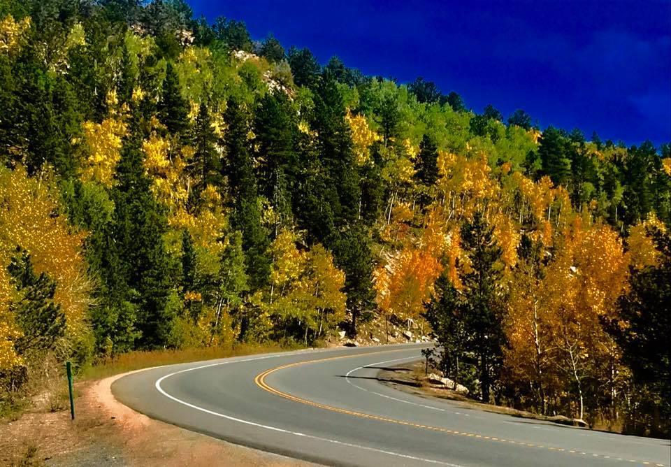Peak to Peak Highway