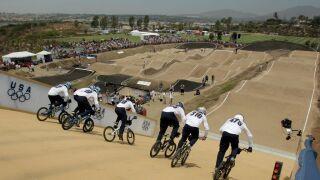Olympic Trials - BMX