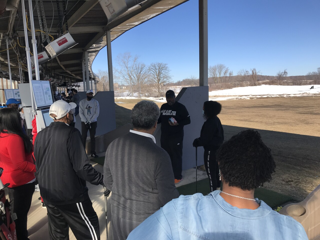 We Black We Golf organization