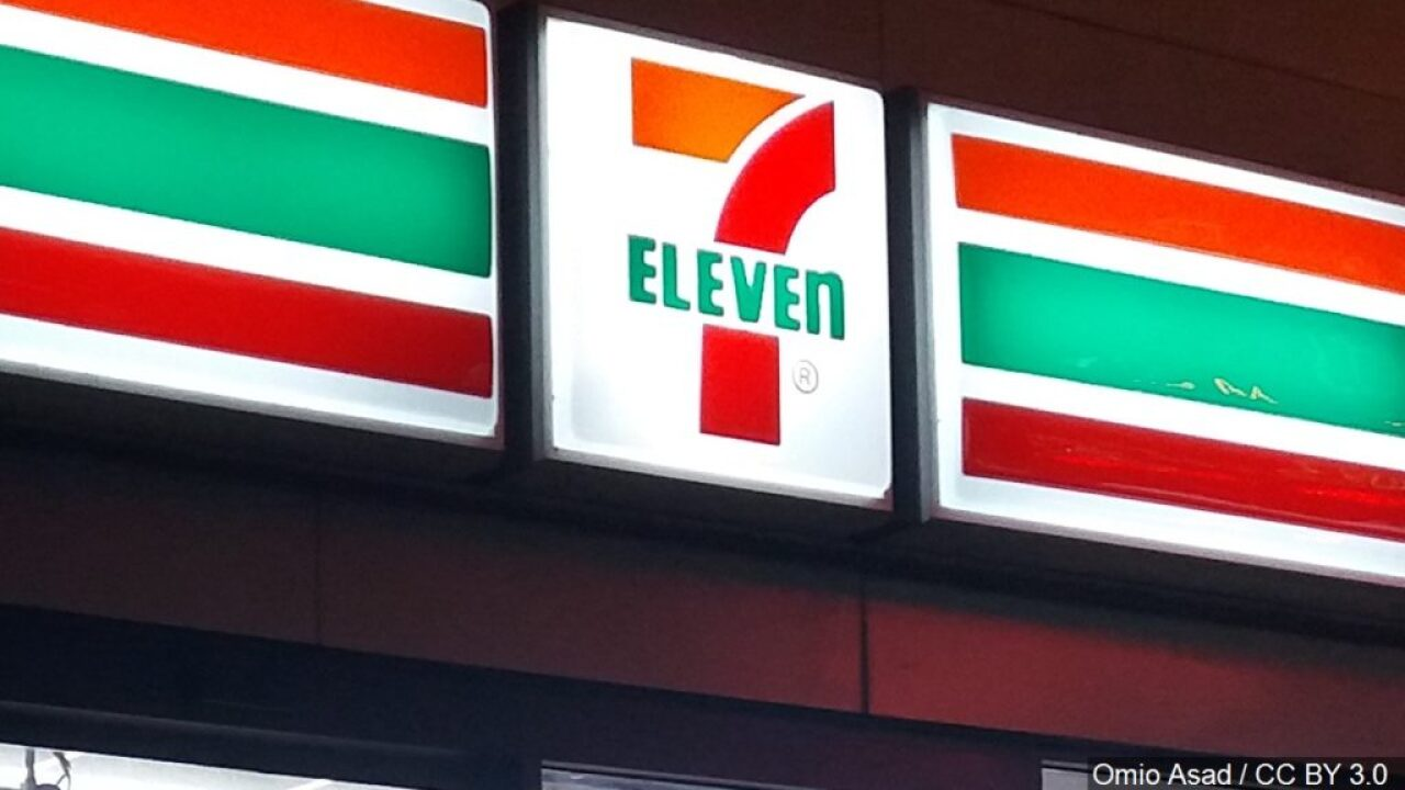 "7-Eleven is celebrating ""7-Eleven Day"" with FREE Slurpees"