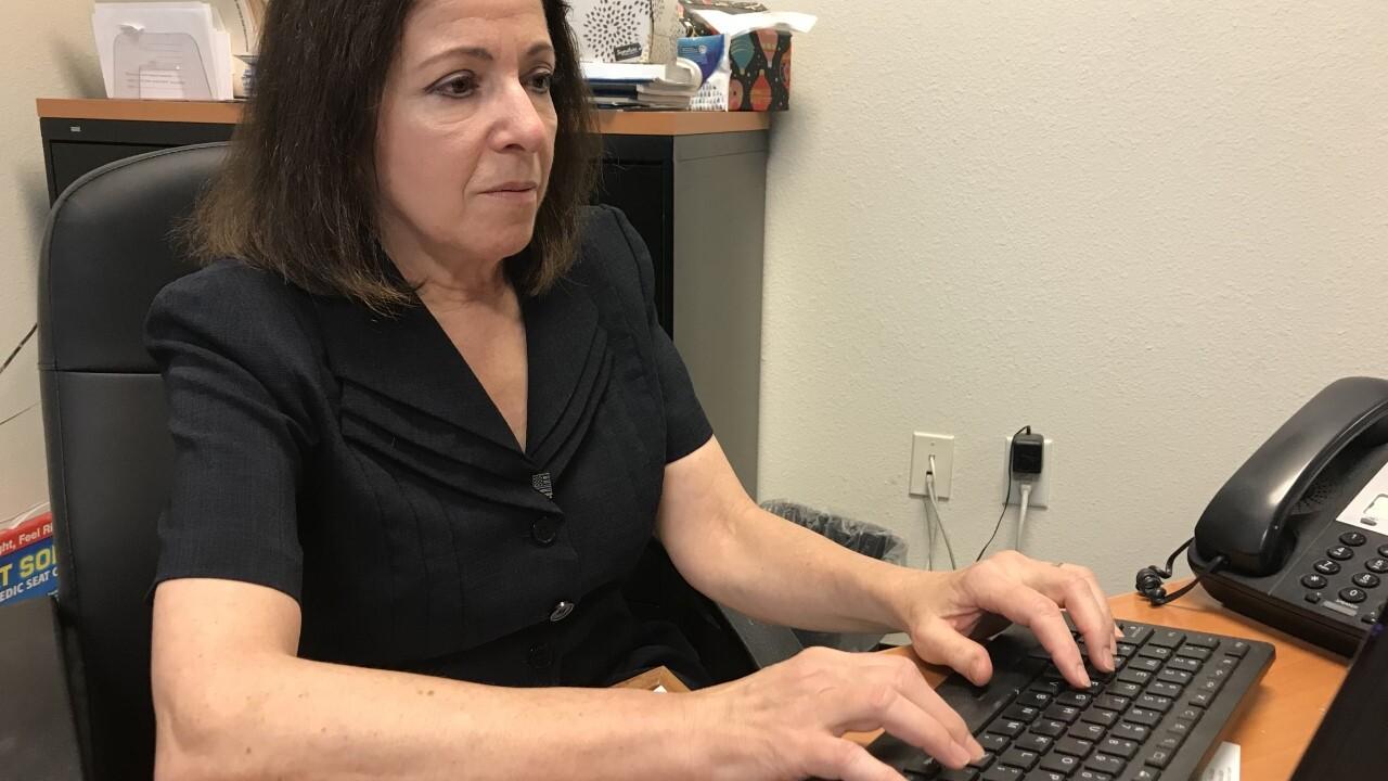 Laura Feher, former DETR adjudicator