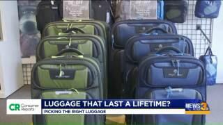 Luggage that lasts alifetime