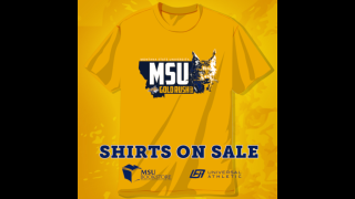 Montana State Bobcats unveil Gold Rush T-shirt