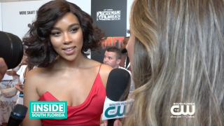 Should There Be a Female 'Shaft' Film? Alexandra Shipp Tell Us More!