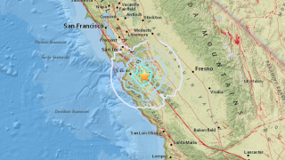 4.7 Earthquake strikes Central California town of Gonzales