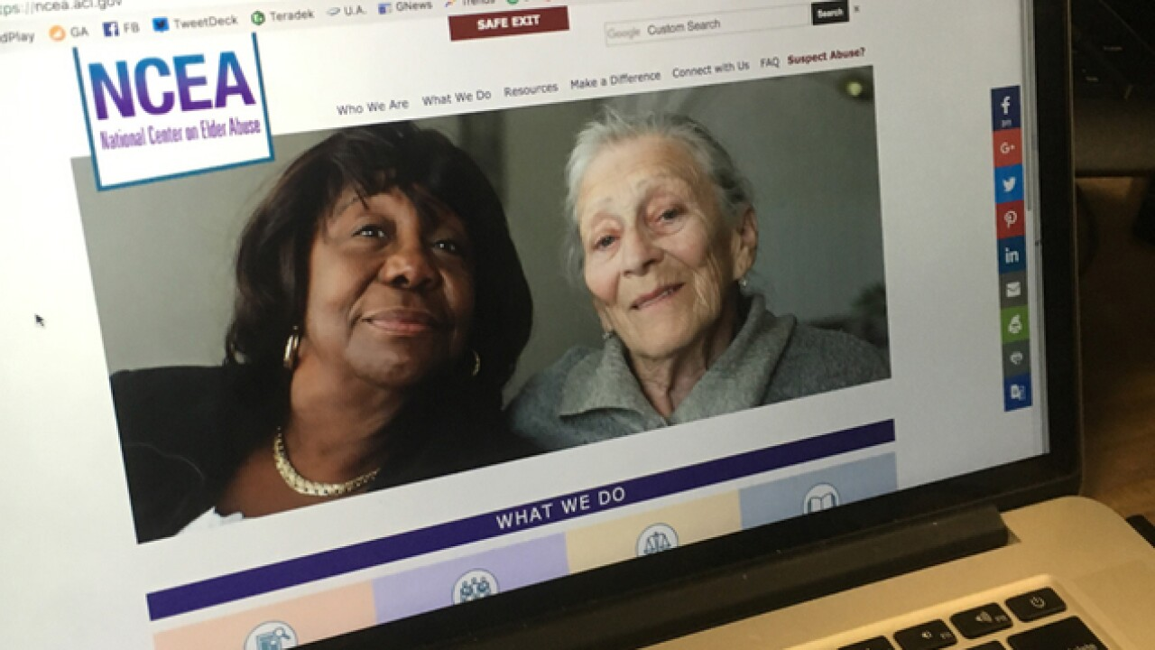 Resource guide: keeping seniors protected from abuse