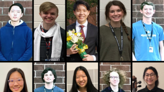 10 CSISD musicians selected to all-state