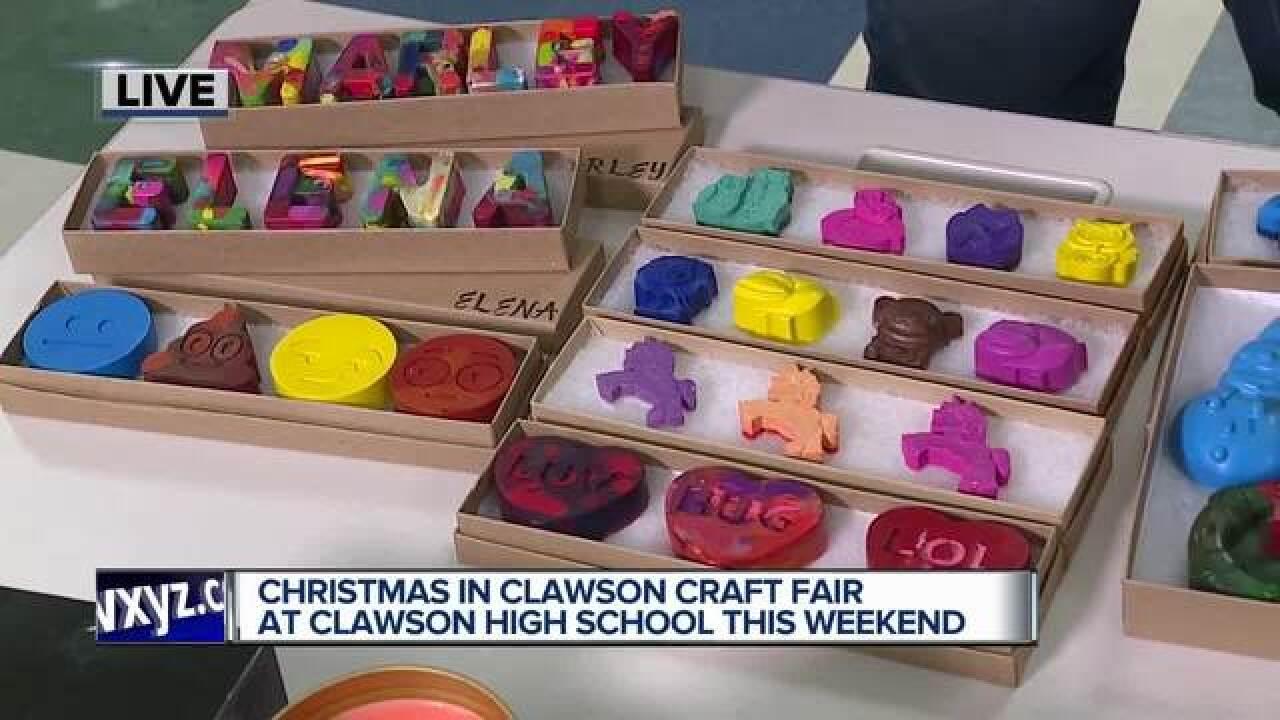 Christmas in Clawson Craft Fair