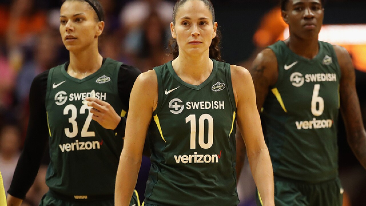 Denver Nuggets hire WNBA star Sue Bird as basketball operation associate