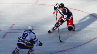 Jimmy Vesey will help provide much needed secondary scoring