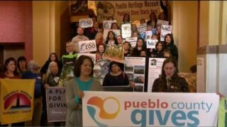 Pueblo County Gives