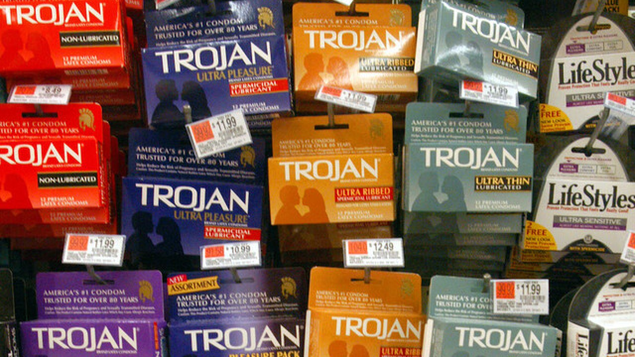 Hundreds of condoms clogging pipes leads to prostitution ring bust