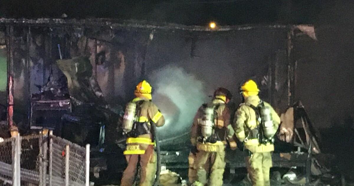 FD: Woman dead after Apache Junction house fire