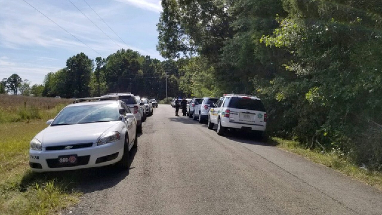 Search Ongoing For Dangerous Fugitive Seen In Stewart County