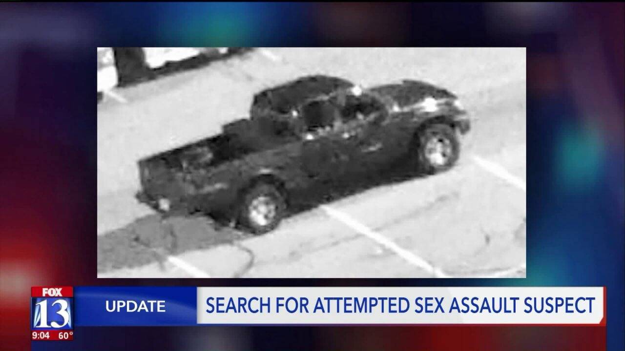 U of U police release photos of what is believed to be sexual assault suspect'struck