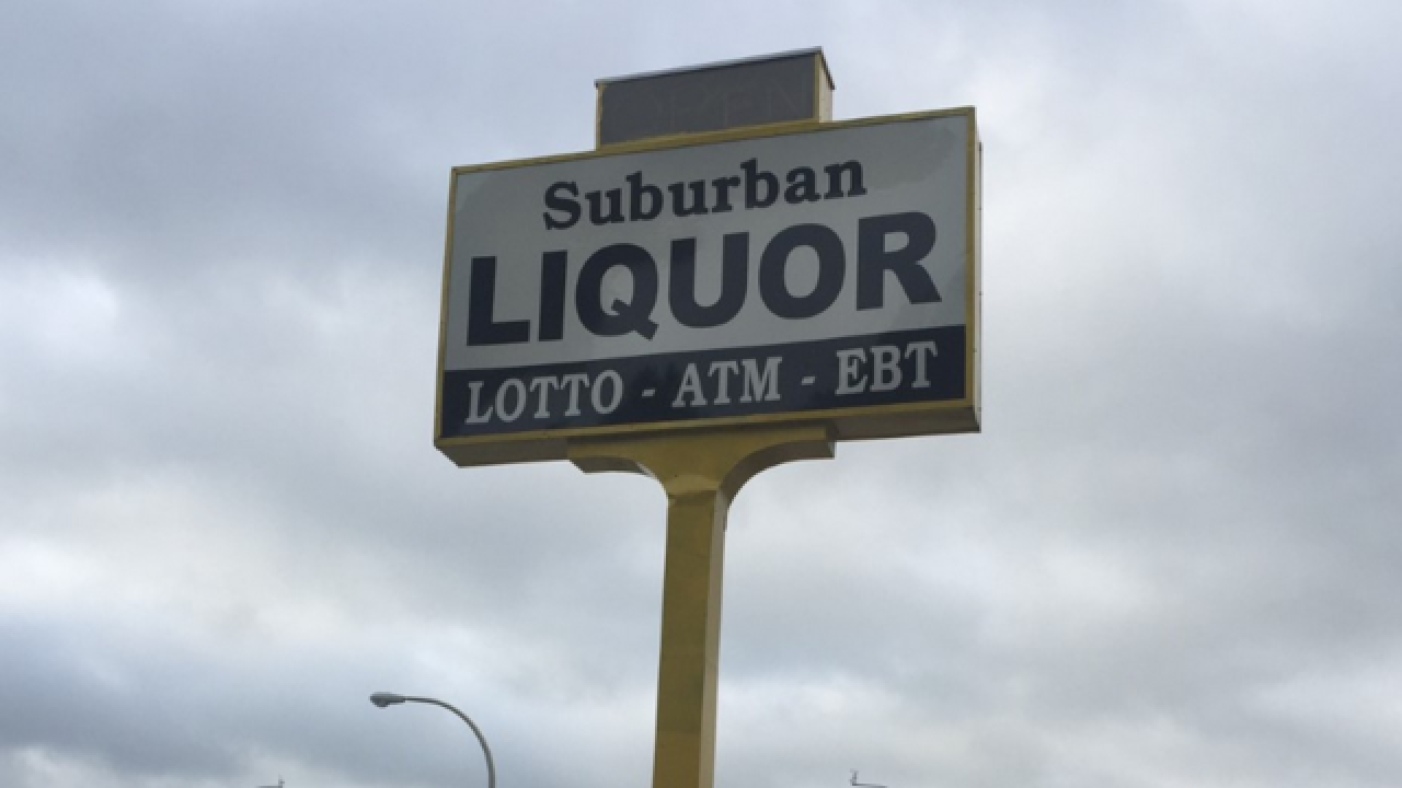 ATM stolen from Southfield liquor store